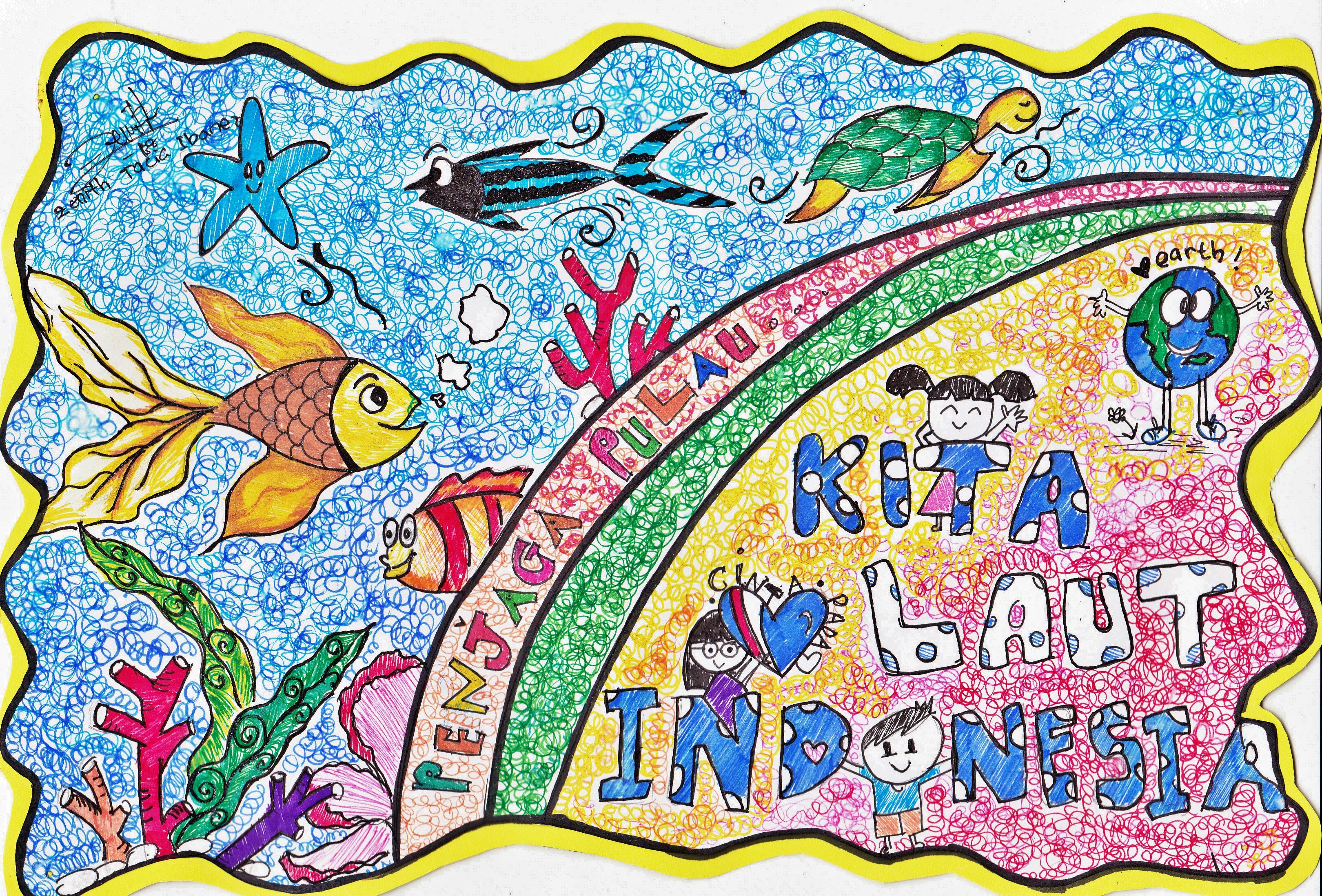 Terbaik Dari Poster Alam Laut Koleksi Poster