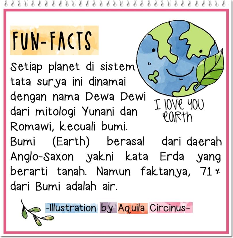 Bumi fact